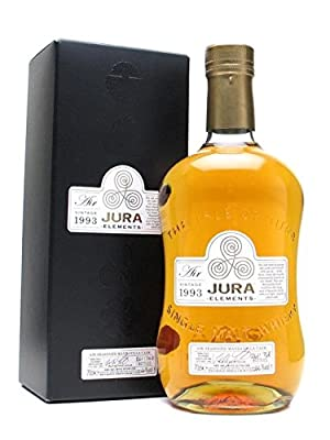 The Isle of Jura Elements 'Air' Single Malt Whisky 70cl Bottle (Case of 12)