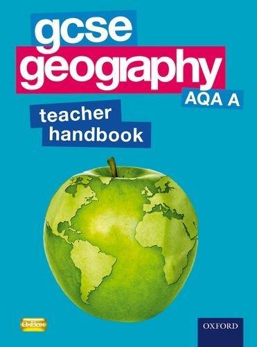 GCSE Geography AQA A Teacher Handbook (Gcse Aqa a) by Catherine Hurst (2011-03-24)