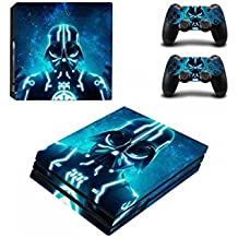 Third Party - Sticker Console PS4 Pro- Darth Vader - 3700936110985