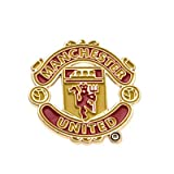 Manchester United Club Crest Logo Badge Pin's (épinglette – Officiel