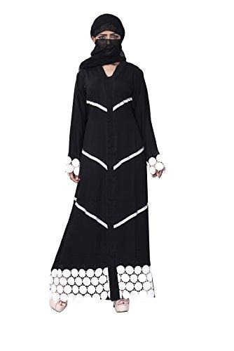 a3295aa5ab27d0 Women s Muslim Long Clothing Abaya Islamic Kaftan Burka Lady Cocktail Dress