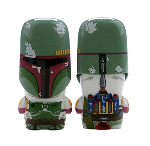Mimobot Star Wars Boba Fett 8GB USB Flash Drive (Mimobot Wars Star)
