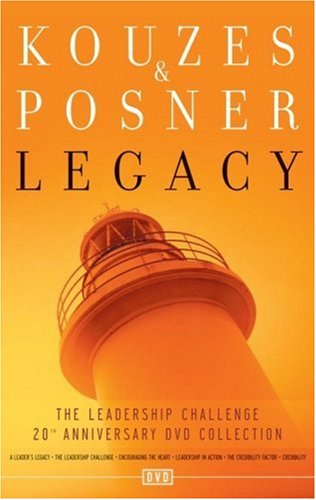 Legacy: The Leadership Challenge 20th Anniversary DVD Collection