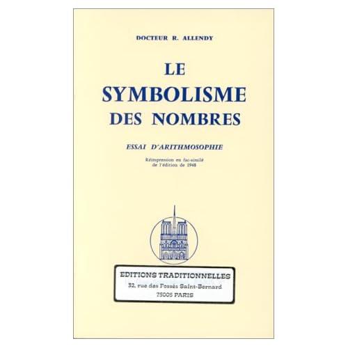 Le symbolisme des nombres