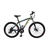 MTB Mountain Bike 26inch| 21 Speed |Sturdy Carbon Steel Frame Bike| Fronk Fork Suspension System | For Men and Women|