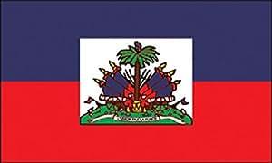 U24 Flagge Fahne Haiti 90 x 150 cm