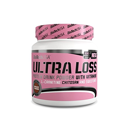 biotech-usa-ultra-loss-pinkfit-sabor-chocolate-negro-500-gr