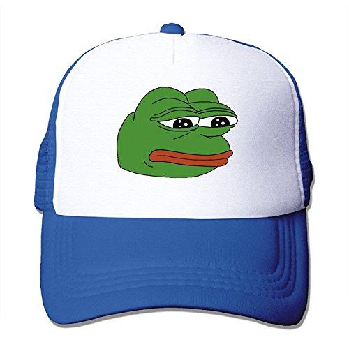 Popular Cartoon Pepe The Frog Head Trend Mesh Snapbacks Trucker Hats a2c00f101214
