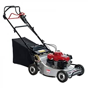 Tondeuse professionnelle autotract e moteur honda carter for Honda jardin 78