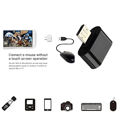 Micro USB On-The-Go OTG Adapter For Huawei Ascend G7, Huawei Ascend Honor 3, Huawei Ascend D1, Huawei Ascend D1 XL U9500E, Huawei Ascend D quad, Oppo Oppo R5, Oppo Oppo N3, Oppo Oppo Neo 5, Oppo Oppo Neo 3, Oppo Oppo N1 mini, Oppo Oppo N1, Oppo Oppo Find7, Oppo Oppo Find7a, Lava Lris Pro 30+, Spice Mi-502 Smartflo Pace2, Spice Mi-535 Stellar Pinnacle Pro, Spice Mi-530 Stellar Pinnacle, Nokia N810 (Black Color)  available at amazon for Rs.149