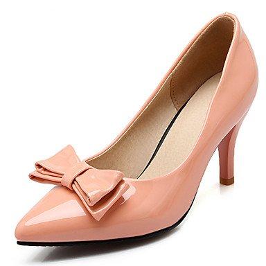 Schwarz 5 Women's Heel 4 amp; wei Kleid 5 Cn33 rosa Zormey 2 Heels Amp schuhe Stiletto Shoes Uk2 Us4 Karriere B¨¹ro Eu34 PBC4aqp