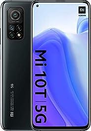 Xiaomi Mi 10T - Smartphone 6 GB + 128 GB, Dual Sim, Alexa Hands-Free, Nero (Cosmic Black)