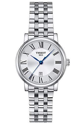 Tissot Damenuhr Carson Premium Lady T122.210.11.033.00 (Tissot Uhr Damen Classic)