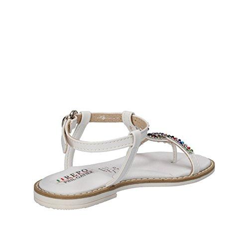 REPO PHIL GATIER , Chaussures à brides fille Bianco