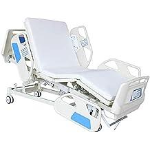 Muebles Médicos Multi Función Eléctrica Camas De Hospital, Barato Cama Portátil De Enfermería Eléctrica