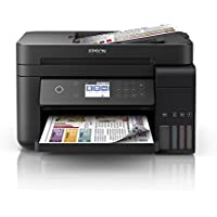 Epson EcoTank ET-3750 Refillable Ink Tank Wi-Fi Printer, Scan and Copier with 3 years worth of ink