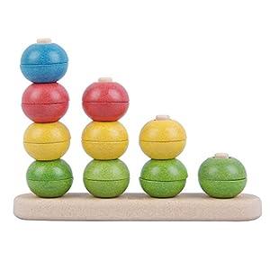 Plan Toys - 5614 - Contar y Clasificar Plan Toys 12m+