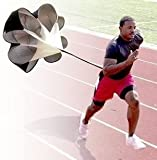New Strength training body umbrella running explosive force track and field strength speed umbrella resistance umbrella