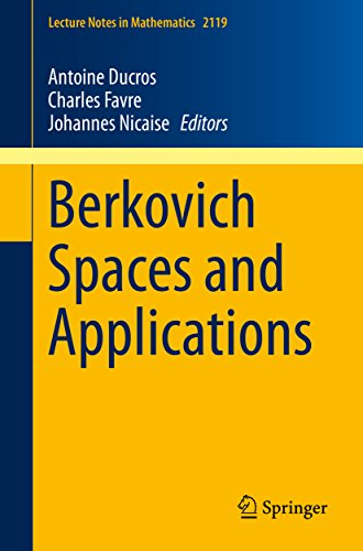 Berkovich Spaces and Applications (Lecture Notes in Mathematics)