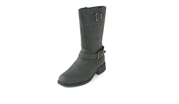 Ugg® Australia Tisdale Damen Stiefel Schwarz Stiefel für