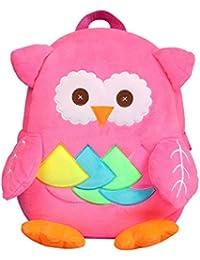 Toyvian Mochila para niños pequeños para niños Mini Mochilas Escolares de Dibujos Animados Animal Lindo de
