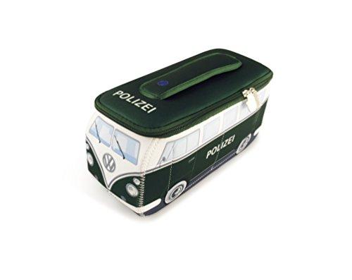 VW Collection by BRISA VW T1 Bus 3D Neopren Universaltasche - Polizei