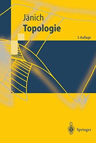 Topologie (Springer-Lehrbuch)