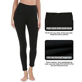 ALONG FIT Leggings da palestra Donna con tasche Pantaloni da yoga per corsa Sport Allenamento Fitness Non trasparente