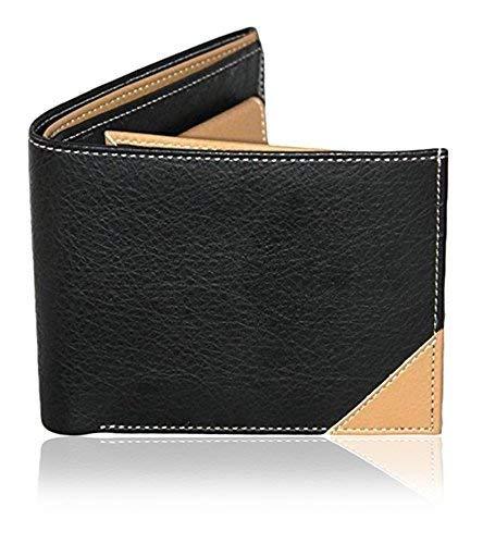 mtuggar RFID Blocking Multi-Colour Men,s Wallet (1801)