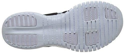 New Balance Men's 613v1 Cross Training Shoe, Black/White, 10 D US Black/White