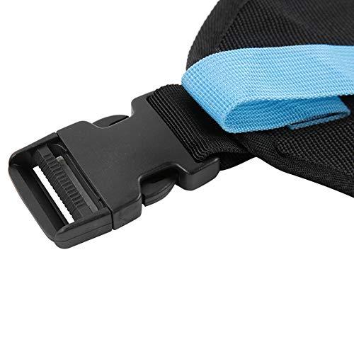 41E5h3Vq0oL - Eslinga de transferencia médica, Correa de elevación para silla de ruedas La movilidad del paciente ayuda a la movilidad Cinturón de transferencia de enfermería