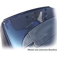 HKS484 Kofferraumleiste Kofferraumspoiler Hecklippe Heckklappenspoiler Geeignet f/ür SLK R170