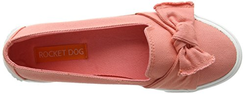 Rocket Dog Clarita, Ballerines plates femme Orange (Denim Dan Peach)