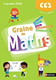 Graine de Maths - Manuel CE2