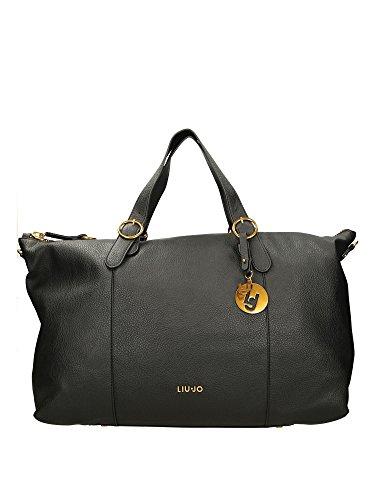 Liu Jo N67072E003 Shopping Donna Nero