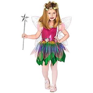 WIDMANN - Fantasy & Favole - Disfraz para niño, multicolor, 43949