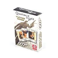 James Bond - Quantum Of Solace - Cartamundi by PinkCatShop