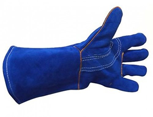 guantes-de-soldar-piel-azul-en-388
