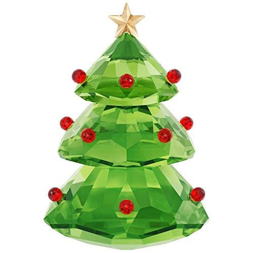 Swarovski albero di natale, verde