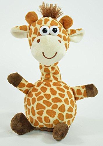 BUSDUGA Labertiere , Wir sprechen Alles nach - Wählen Sie ihre Figur aus (Laber-Giraffe)