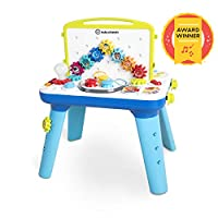 Baby Einstein, Curiosity TableTM Activity Station Toddler Toy with Lights and Melodies, Ages 12 Months and up