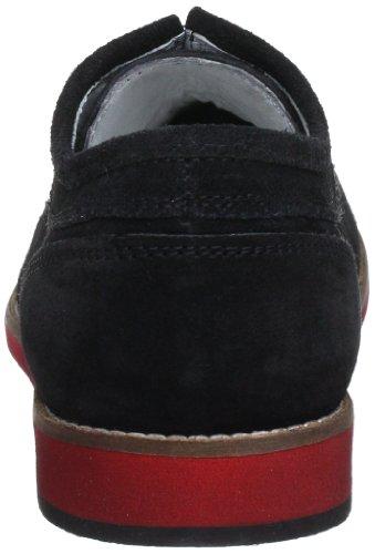 S oliver Casual 5-5-13200-20 Scarpa Classica Stringata Uomo Nero schwarz black 1