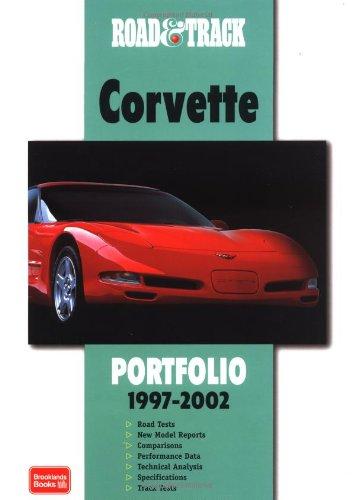 Road and Track Corvette Portfolio 1997-2002 (Road & Track Series)
