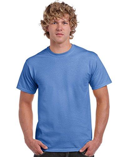 Gildan - Ultra T-Shirt '2000' - Übergrößen bis 5XL L,Carolina Blue (Carolina Blau T Shirt)