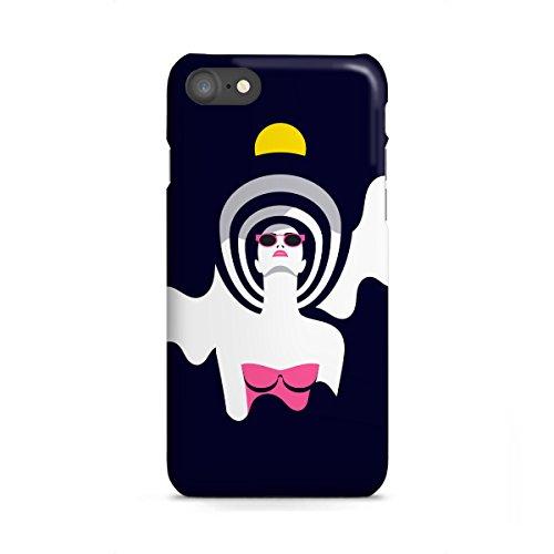 artboxONE Apple iPhone 7 Premium-Case Handyhülle Moonrise II von Sasha Lend - Premium-Case Handyhülle Smartphone Case