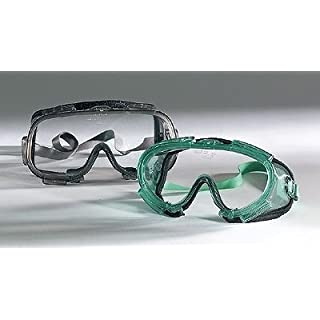 Allsafe Green Monogoggle Protective Eyewear by Allsafe