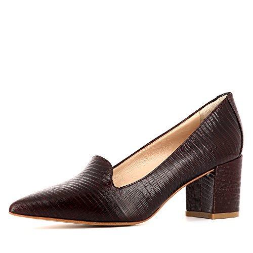 Evita Shoes Romina, Scarpe col tacco donna Bordeaux