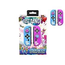 Just Dance 2019 Joycon Custom Kit Set Nintendo Switch