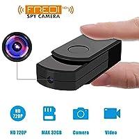 FREDI HD PLUS USB Mini Spy Camera in Pen Drive