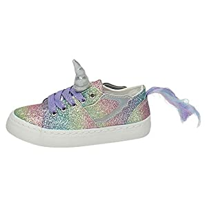 Zapatillas Unicornio Conguitos Glitter (25)